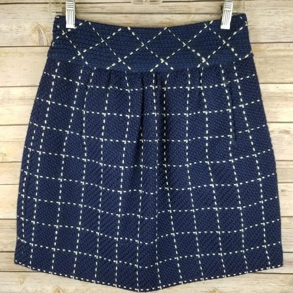 Anthropologie Dresses & Skirts - Anthropologie Maeve Tweed Skirt NWT